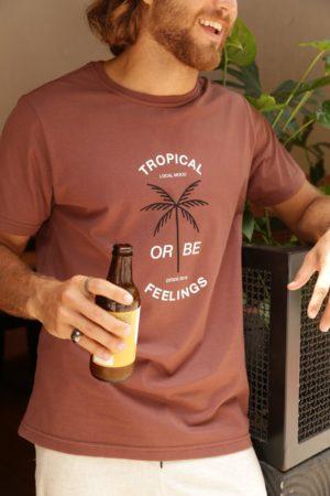 T-shirt Coconut – Terra