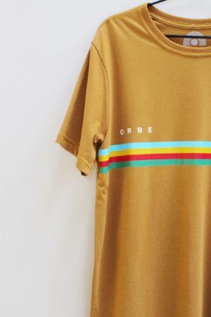 T-shirt Lines – Mostarda