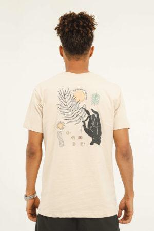 T-shirt Elements – Bege