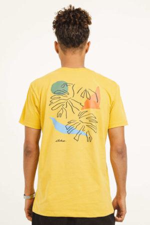T-shirt Plants – Amarela