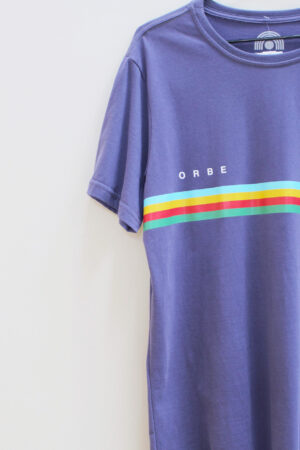 T-shirt Lines – Azul
