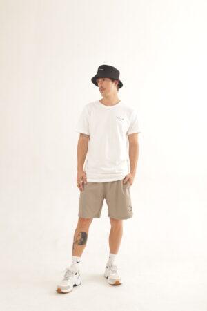 T-shirt Orbe – Branca