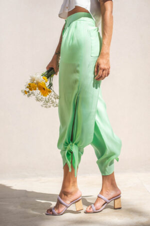 Calça Aladim – Verde