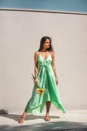 Vestido Leblon – Verde
