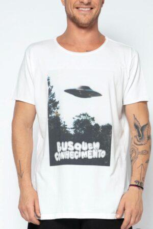 T-Shirt Conhecimento – Lab77